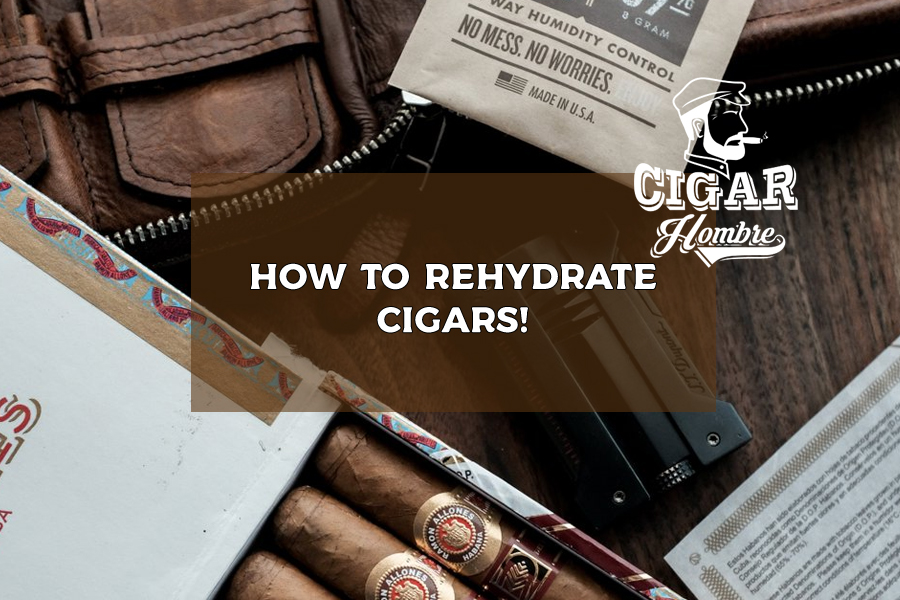 how to rehydrate cigars